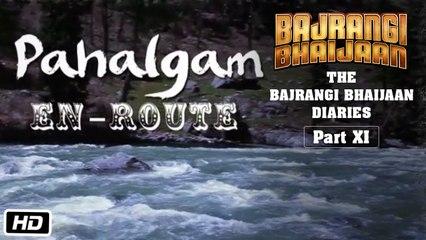 The Bajrangi Bhaijaan Diaries - Part XI | En Route to Pahalgam, Kashmir