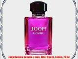 Joop Homme homme / men After Shave Lotion 75 ml