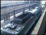 Reseau français train steam locomotive vapeur 241 P 9