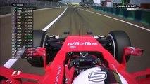 Formule 1 - Sergio Perez explose sa voiture aux essais du grand prix de Hongrie