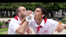Les patrouilleurs des Fêtes de Bayonne 2015 : l'alcool