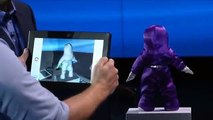 CES 2014 Opening Keynote - 3D Scanning and 3D Printing with Intel RealSense Technology