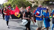 South Africa :: Rhodes University International Parade 2015