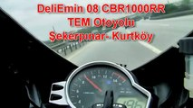 HONDA CBR 1000 RR 299 km İstanbul Emin ATAR