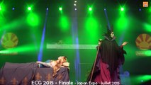 European Cosplay Gathering - ECG - Finale Cosplay - Japan Expo 2015