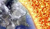 Impacto Asteroide a 7200Km/h contra la Tierra