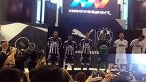 Los rayados de Monterrey estrenan uniforme
