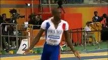 Teddy Tamgho Record du monde Triple saut 17m90 - Doha 2010