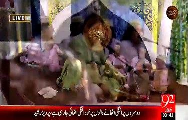 Rehmat e Ramazan – 22 Ramazan – Sehr – Qawwali – Tahdar-e-Haram – 10-JULY-15 – 92 News HD
