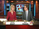 Cody LaGrow KOMU Reporter- Live at Murder Scene