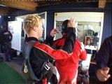 My first Skydive - Tandemsprung aus 4000m Höhe (Düren / Saarland)