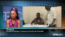 AFRICA NEWS ROOM  - La presse satirique: L'humour au service de l'actualité (2)