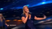 Eurovision 2008 Final - Norway - Maria - Hold On Be Strong