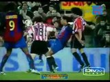 Ronaldinho, Robinho, Neymar, Ganso, Messi, Ronaldo, Ibrahimovic, C.Ronaldo e Zidane