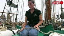 Apprendre les noeuds marins : Le noeud d'écoute