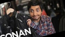 Open Review: The Unaired SNL Sketch: Nasim Pedrad As Aziz Ansari - CONAN on TBS (Video)