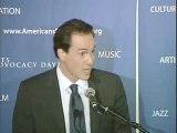 Arts Advocacy Day 2007: Chris Klein