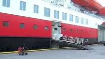 Ski touring from summit to sea in Norway Lofoten www.whiteblue.no