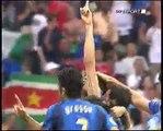 Finale Mondiali 2006 - Emozioni Italia - Francia
