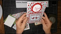 Ten Different Cards using TWO punches! - Stampin' Up!