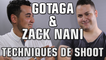 NPNG TECHNGOTAGA & ZACK NANI - AMÉLIORER SON SHOOT SUR CALL OF DUTY
