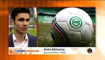 KNVB: Wij vinden het belangrijk dat we de vrijwilligers in het zonnetje kunnen zetten - RTV Noord
