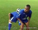 Ronaldinho vs. Robinho