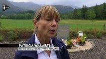 Cérémonie en hommage aux victimes du crash de la Germanwings
