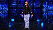 Aiden Sinclair  Magician Blows the Judges' Minds - America's Got Talent 2015