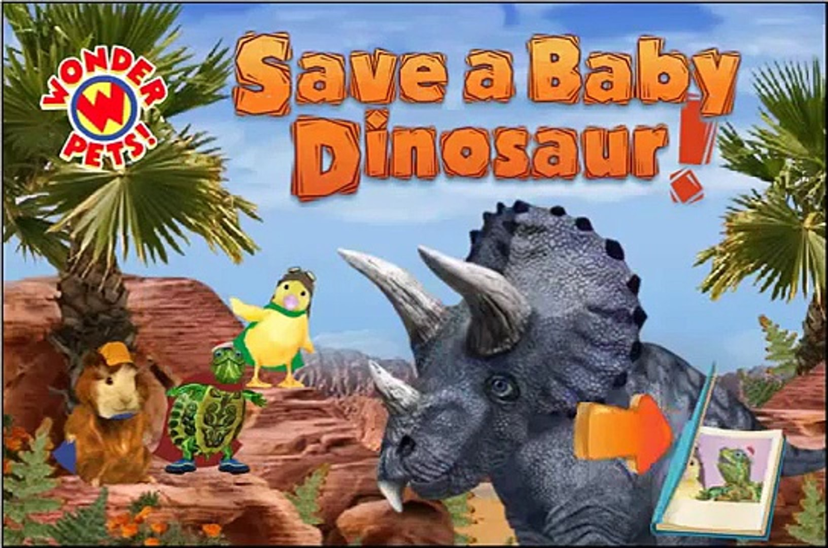 Wonder Pets-Save a Baby Dinosaur! (FULL VERSION)