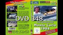 Rallye Monte Carlo 1984 mit Walter Röhrl (DVD 348 Trailer)