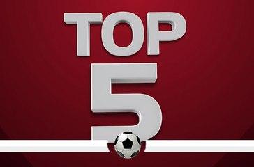 Top5 da semana tem golaços de Neymar e pintura de Bale
