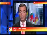 Nigel Farage Totally Destroys the, NEVER by EU-PEOPLE-elected, EU President Herman Van Rompuy!