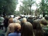Despedida restos de Mohamed Alí Seineldín II