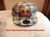 New era 59fifty Red bull caps & supreme caps