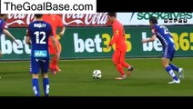 Amazing football goals and tricks ever scored in football match 2015 High Definition