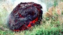 Kilauea Volcano Eruption Lava Fountain Flow Hawaii - Volcan Kilauea En Erupcion Fuente De Lava HD