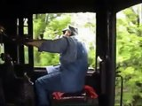 Strasburg Railroad In Cab of 90 Full Version Spring 2005