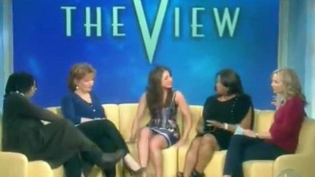 Erin Karpluk - The View - January 20, 2010