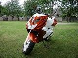 Derbi Gpr 50 - Yamaha Aerox - Aprlia rs 50 - Honda mt5