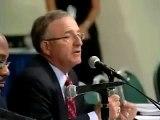 Senator John Sampson Opening NY Senate Judiciary Committee, Martin Gold & Alan Friedberg P1
