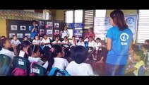 Plan-Botschafterin Freida Pinto auf den Philippinen