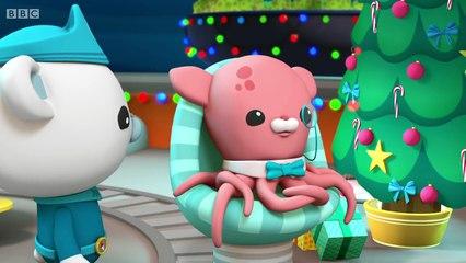 Octonaut Christmas.Octonauts Special The Very Vegimals Christmas Video