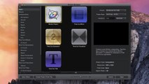 Final Cut Pro X in Under 5 Minutes: Animated Bullet Builds