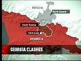CAUCASIAN WAR Russia Vs Georgia Conflict