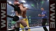 Daniel Bryan Debut Match - 2003 - John Cena vs Bryan ( daniel bryan first match ever )