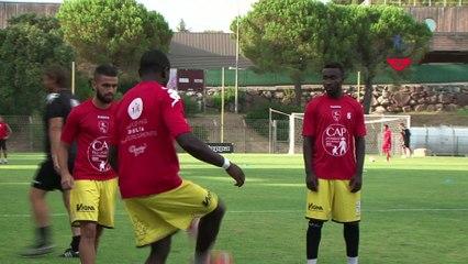 Résumé Fréjus St Raphaël - AC Ajaccio