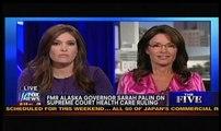 Ouch! Sarah Palin Slaps Down Bob Beckel on Death Panels