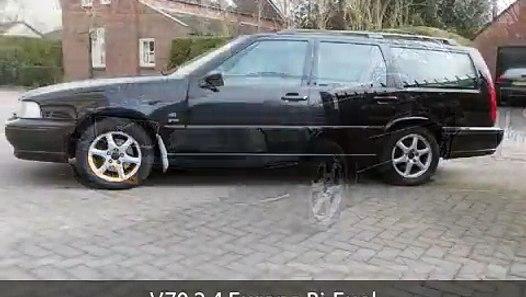 Volvo V70 2 4 Europa Bi-fuel  Bj 1999