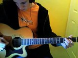 Limp Bizkit - Behind Blue Eyes (Guitar Cover) [HQ]